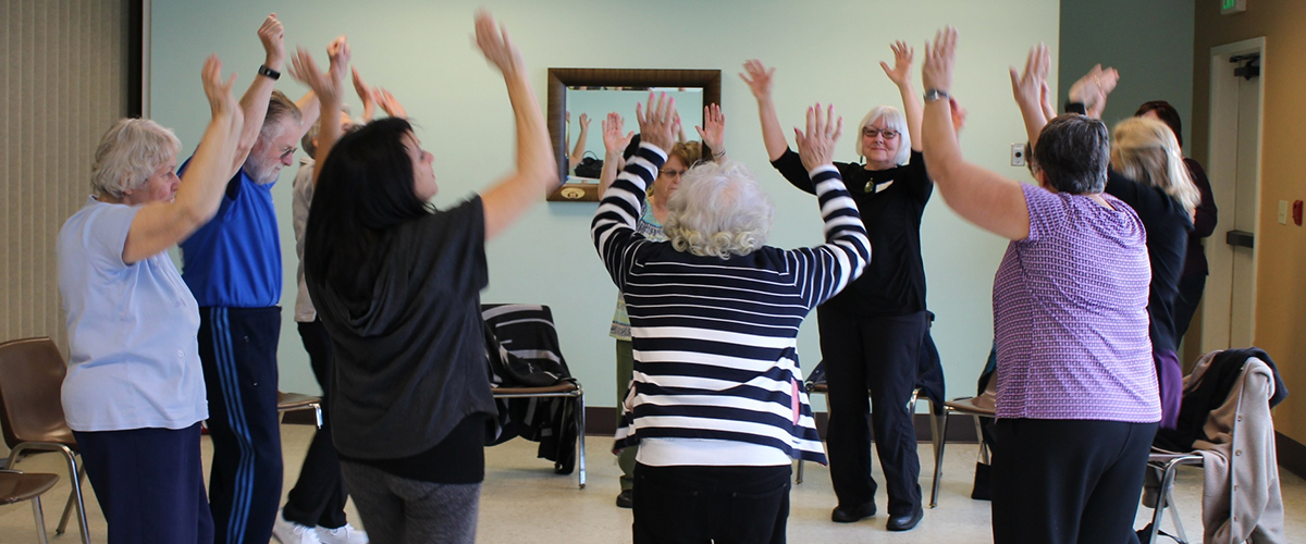 Dementia-Inclusive Series - Education & Outreach - Edmonds Center for the Arts