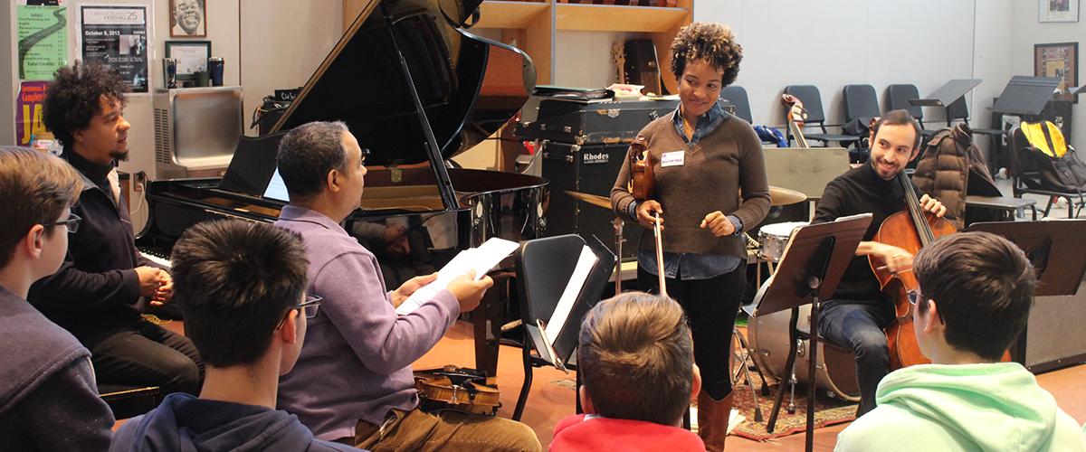 Dementia-Inclusive Series - Education & Outreach - Edmonds Center for the Arts