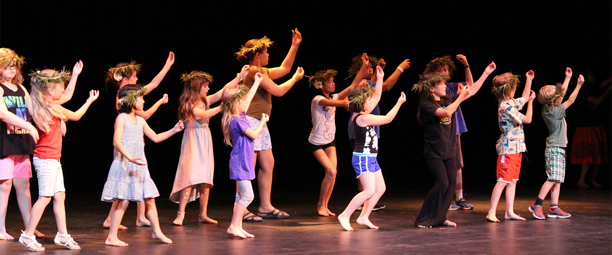 Summer Arts Enrichment Camps - Education & Outreach - Edmonds Center for the Arts