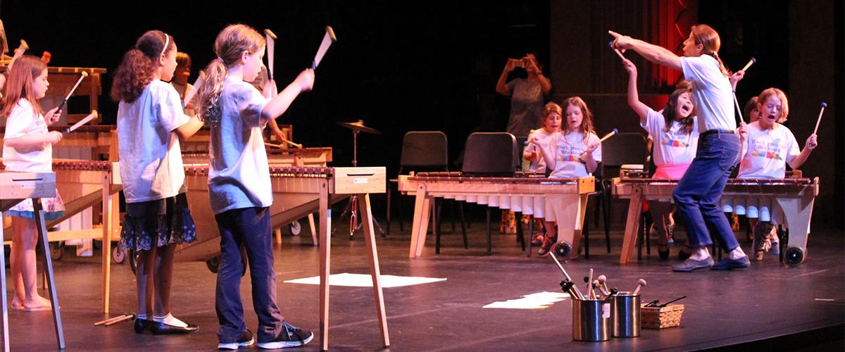 Summer Arts Enrichment Camps - Education & Outreach - Edmonds Center for the Arts