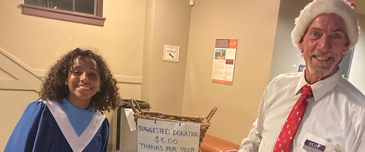 Volunteers - Get Involved - Edmonds Center for the Arts