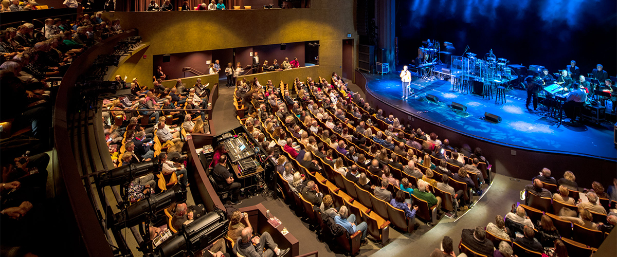 Host your Event - Edmonds Center for the Arts
