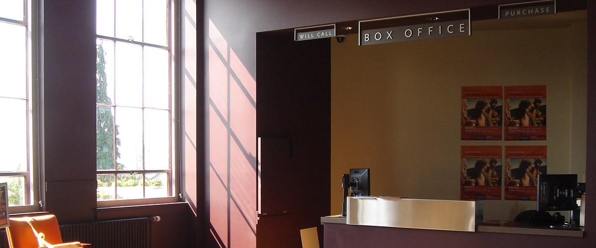 Box Office Information - Plan your Visit - Edmonds Center for the Arts