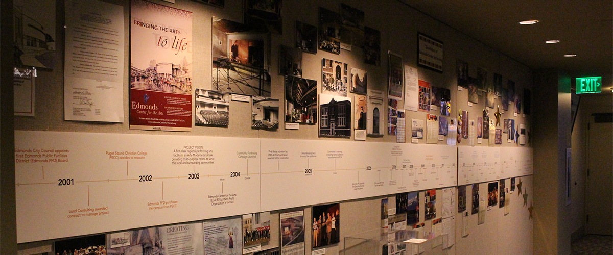 Our History - Who We Are - Edmonds Center for the Arts